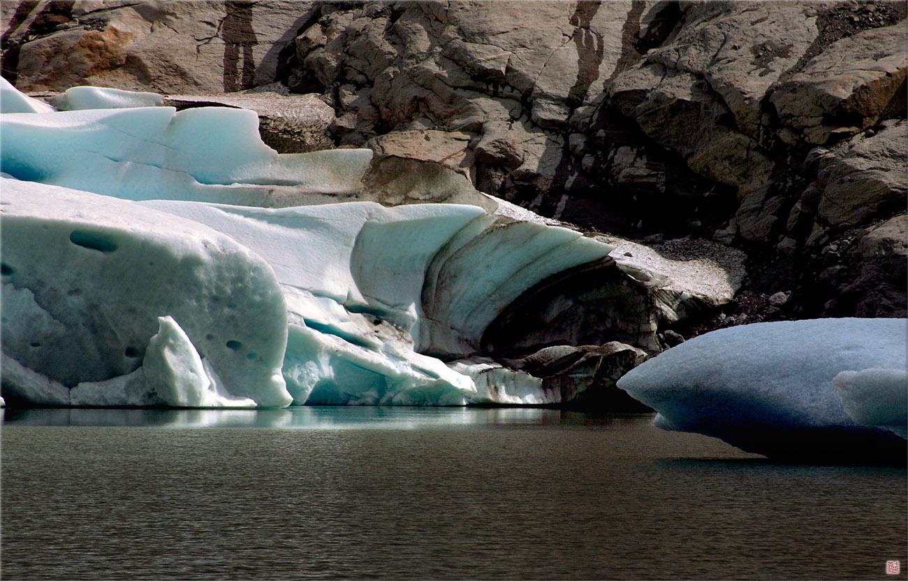[Canon300D] 푸른빙하 _ 노르웨이