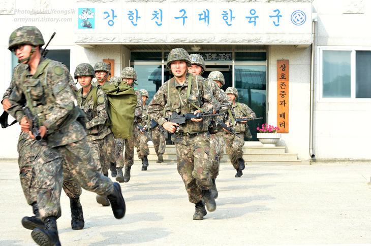 2141FA3551CA51C510BB01 - Армия Южной Кореи: Вооружение