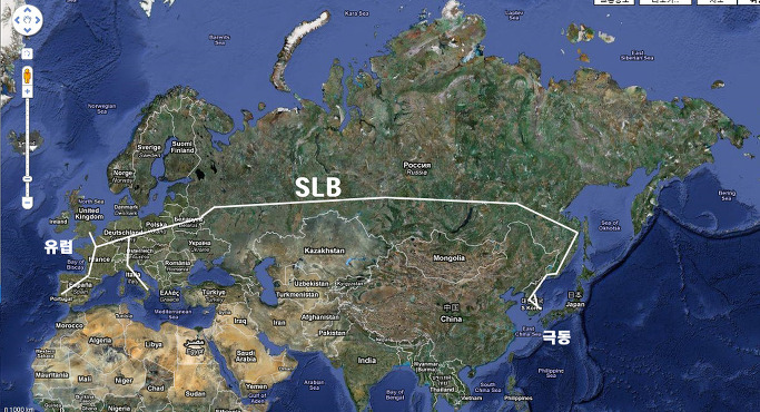 Siberian Land Bridge