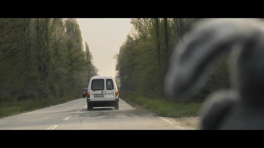 폭스바겐 골프(Volkswagen Golf)의 자동거리조정 기능 광고 - '인형의 비극'편 [한글자막]