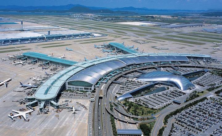 2014 세계 공항서비스평가(ASQ) 순위