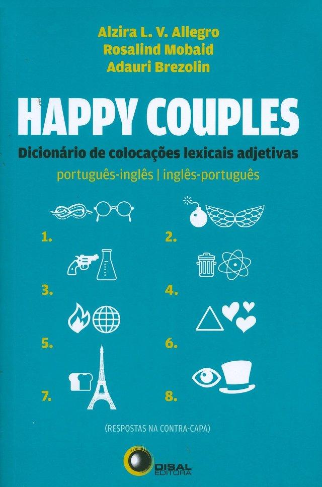 [포르투갈어 책 소개] Happy Couples - 영포 콜로케이션 사전