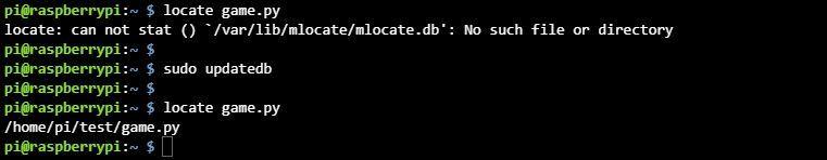 리눅스 locate 명령어 사용법 (updatedb 포함)