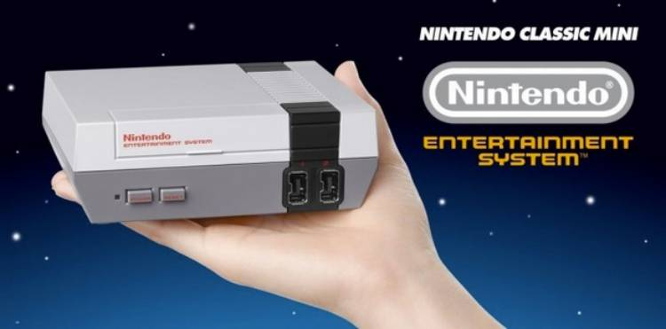 추억의 게임들이 돌아온다? 미니 NES 클래식 에디션