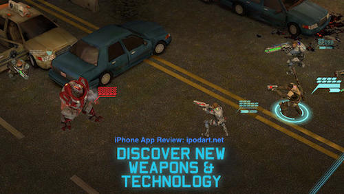 XCOM - Enemy Unknown 2013  베스트 앱스토어 게임