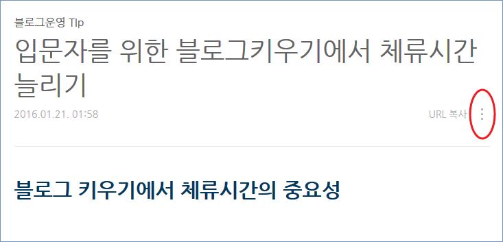네이버 번역기 블로그에 탑재! 쓸만한가?