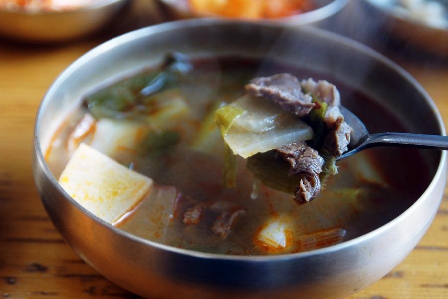 창원 한우국밥 맛집 : 가마솥국밥 전문 수정골 추천