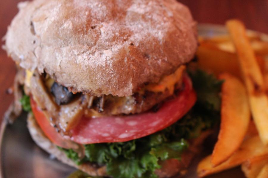 문래동에서 유명하다는 버거를 직접 먹어 보니...