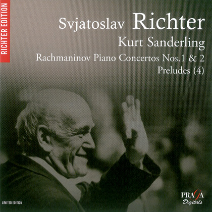 Rachmaninov - Piano Concerto No. 1 in F sharp minor op. 1 (Richter - Sanderling)