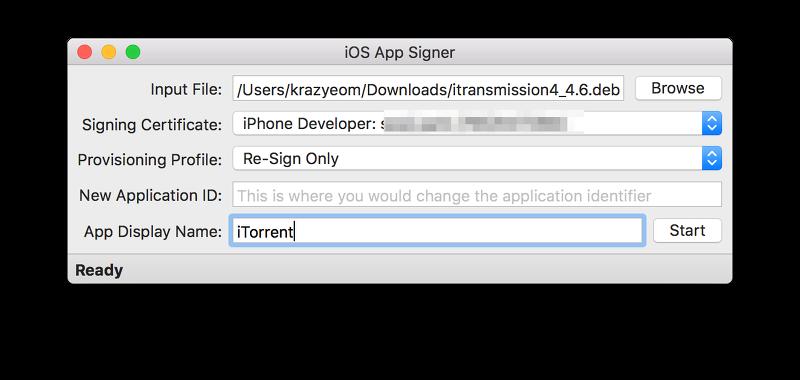 정식 iOS 기기에서 torrent 받는 방법 - 이상한모임