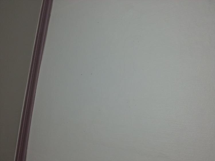 침실 인테리어 벽시계