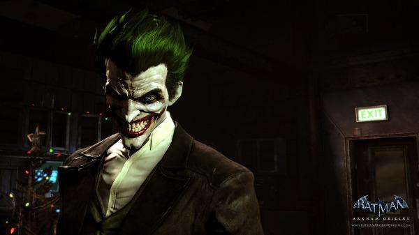 Batman Arkham Origins 게임 비쥬얼