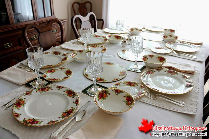 캐네디언 가정집 식사초대로 캐나다 문화 배우기