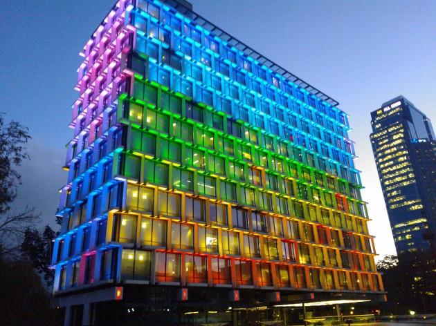 Green Office Buildings Australia