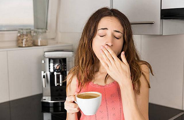 아침공복커피 여성 질건강