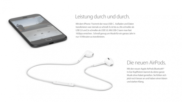 iphone7 spec earjack