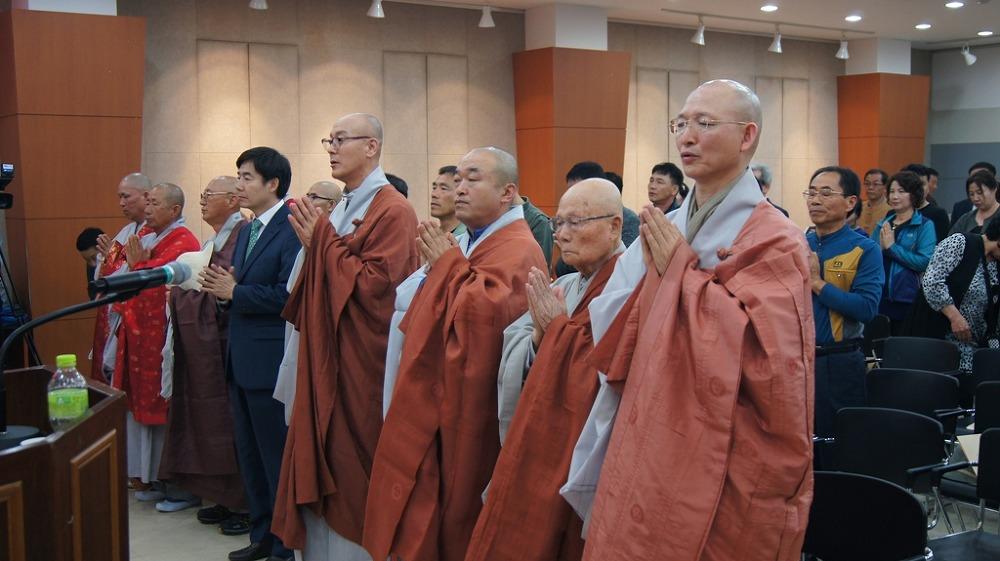 순창사암연합회, 부처님 오신 날 봉축법요식 봉행