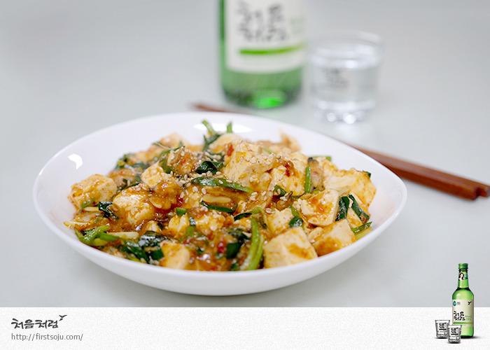 마파두부 덮밥