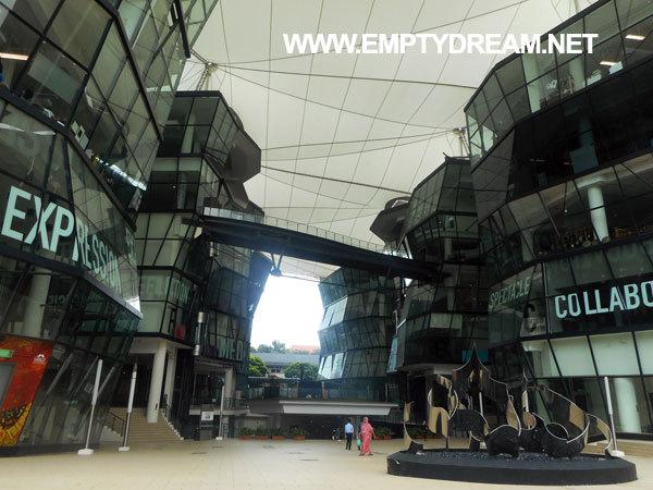 싱가포르 아트 테마 여행 - 라살 예술대학 Lasalle