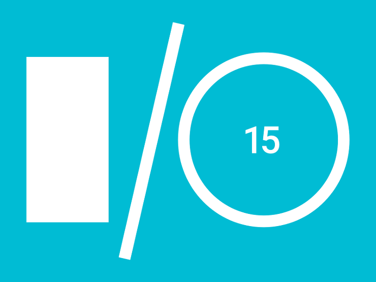 Google I/O 2015 세션 및 공식 앱이 공개되었습니다.