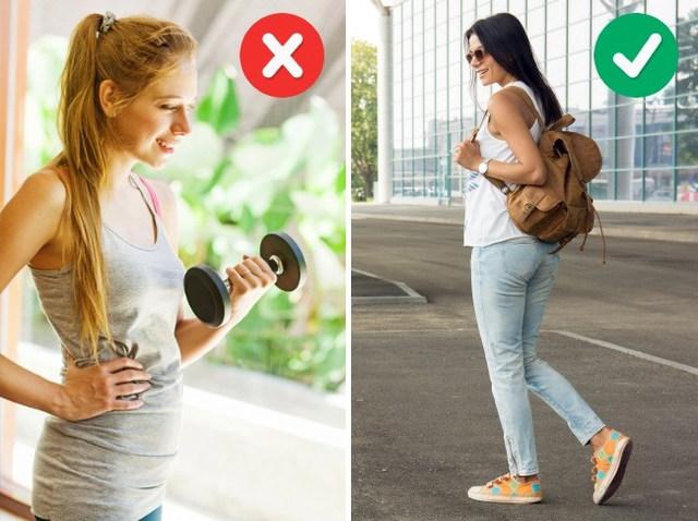 밥먹고 바로 운동 생활 건강