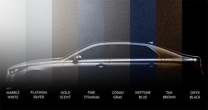 EQ900 컬러 스펙트럼
