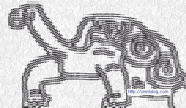 갈라파고스 코끼리 거북이