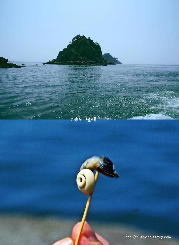 오륙도 바다냄새
