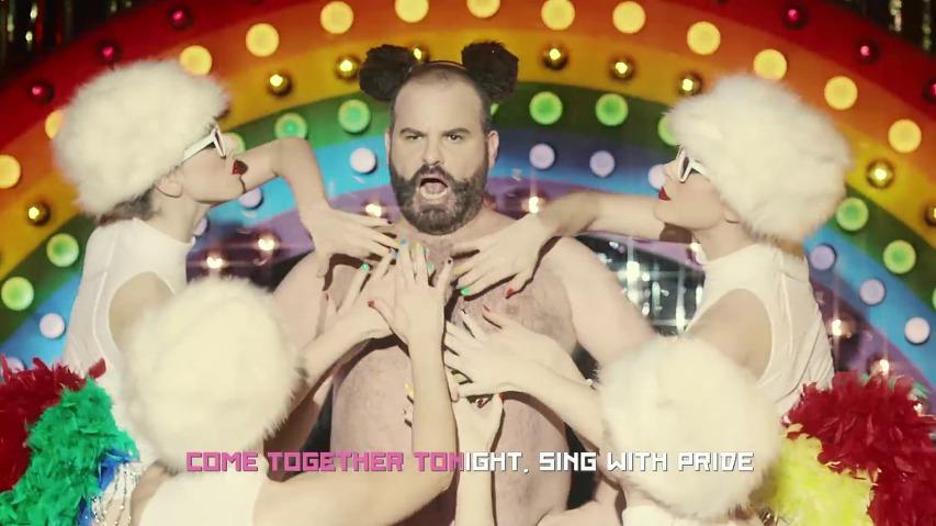 영국 방송국 채널 4(Channel 4)의 소치동계올림픽 TV광고 - 게이 마운틴(Gay Mountain) [한글자막]
