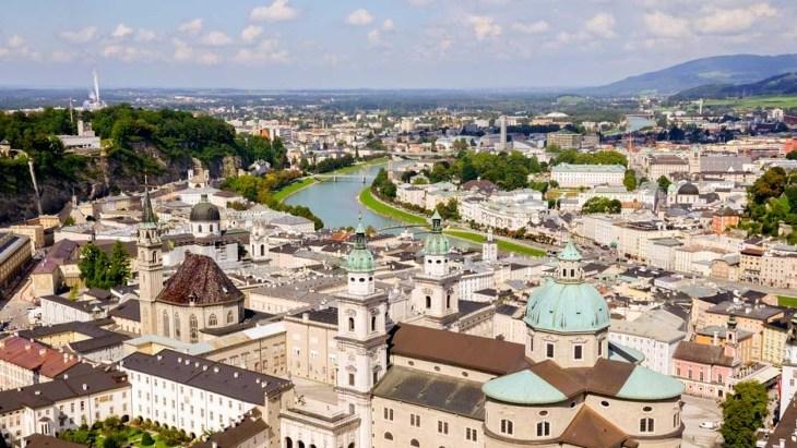 잘츠부르크, 오스트리아