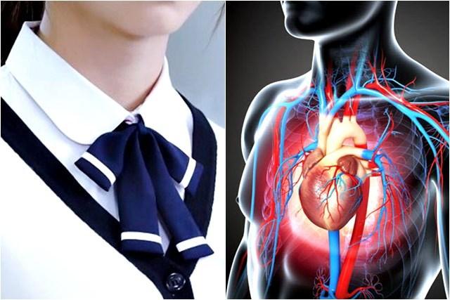중학생 심장마비 전조증상 건강