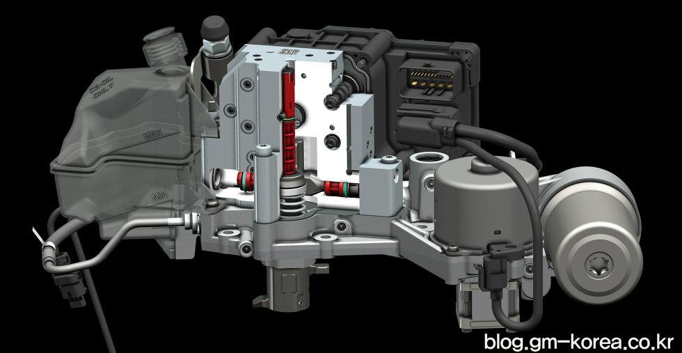 희대의 삽질로 보였던 GM의 특이한 변속기 개발사9