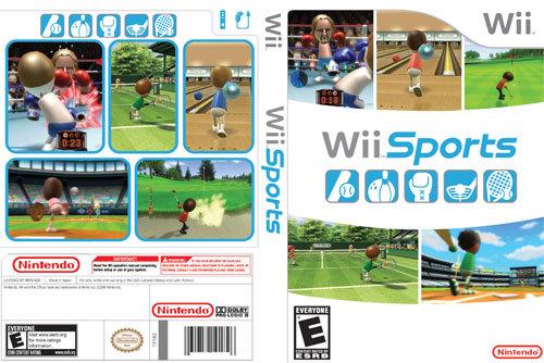 닌텐도 위 스포츠 Nintendo Wii sports