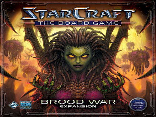 StarCraft: The Board Game - Brood War Expansion