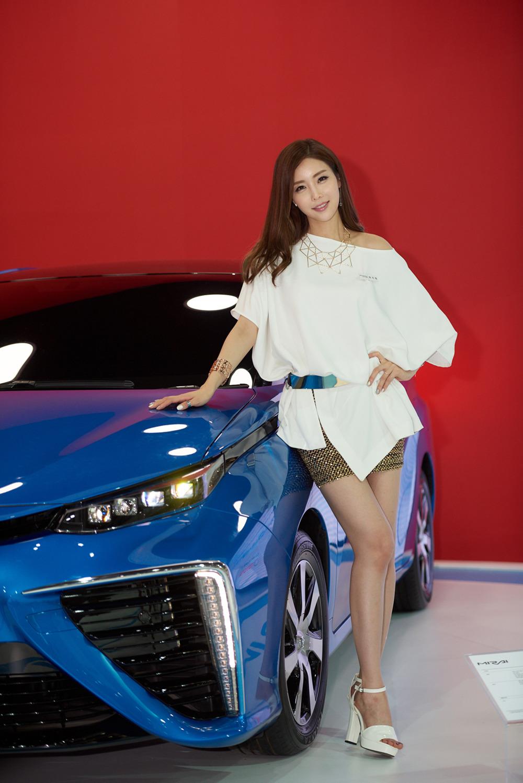 TOYOTA Model - 하지현