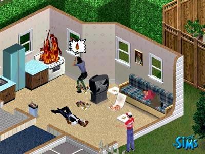 심즈 The Sims 2000