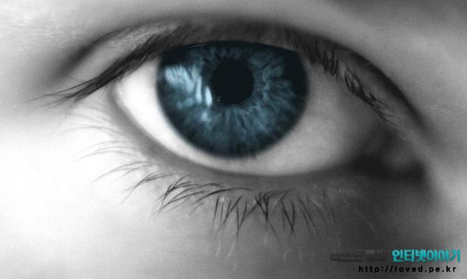 눈 피로 푸는법, 지압법, 눈, 파란 눈, 이쁜 눈, 아름다운 눈