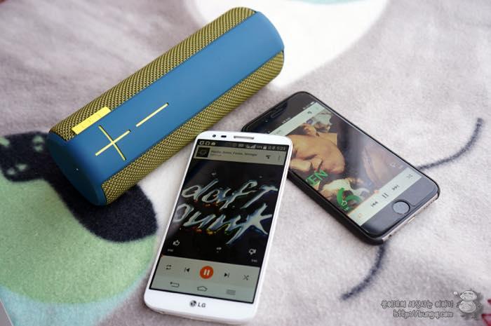 로지텍, UE boom, 음질, 소리, 사운드