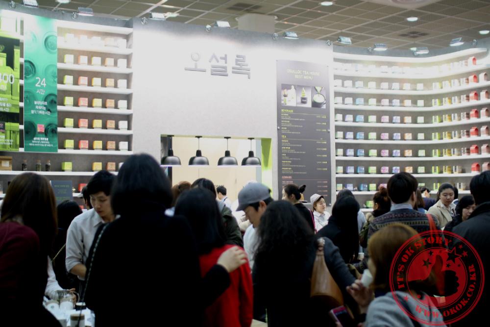커피와 원두의 향이 가득한 2014 제 13회 코엑스 서울 카페쇼 (seoul cafe show)