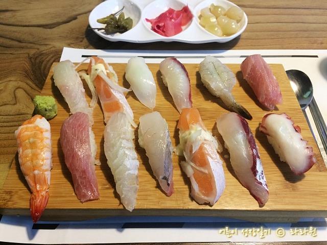 지온스시, 마석 초밥집