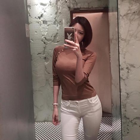 피팅모델 최소미 몸매, 일상이 화보 인스타 사진모음