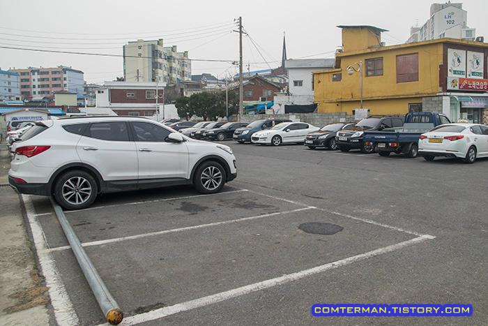 군산 남초등학교 지린성 공영주차장