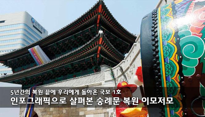 숭례문 복원