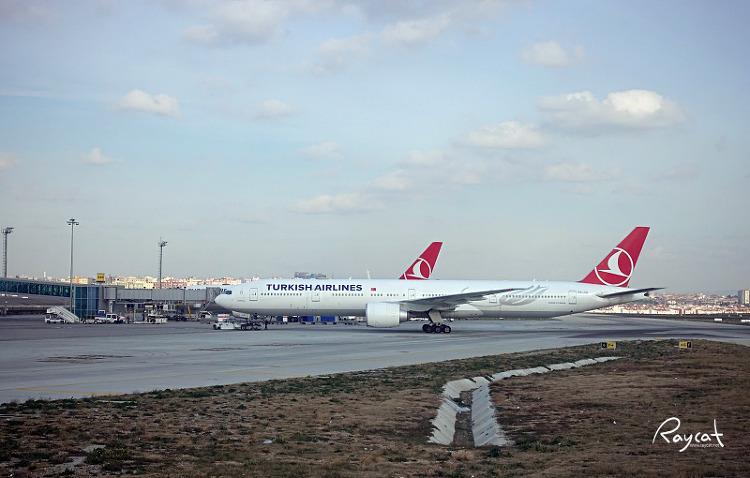 터키 아타튀르크 공항
