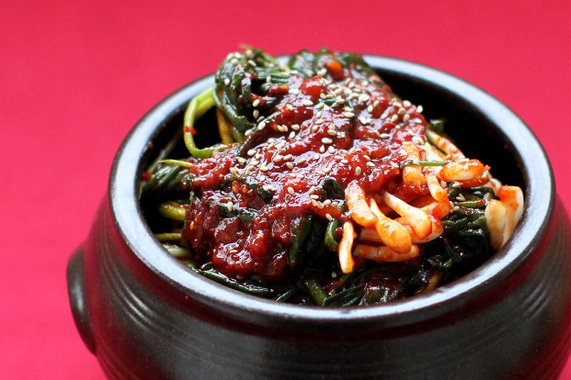 알싸한 맛의 밥도둑~ 파김치 맛있게담그는법