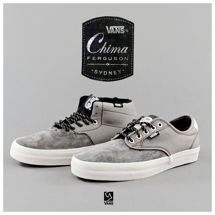 Vans Chima Pro Guate Skate Shoes