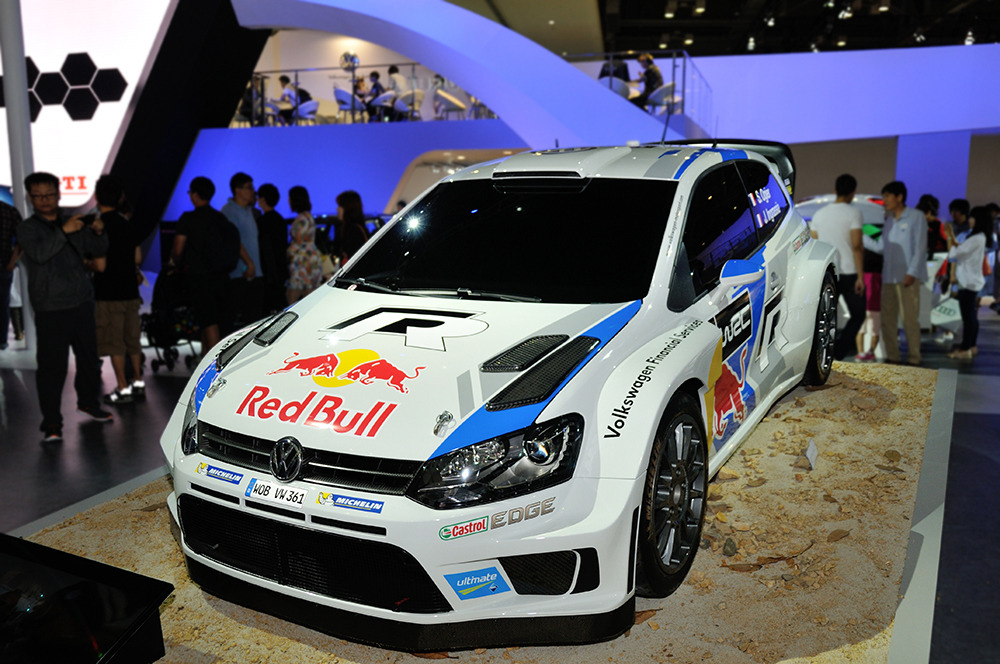 Busan International Motor Show 2014