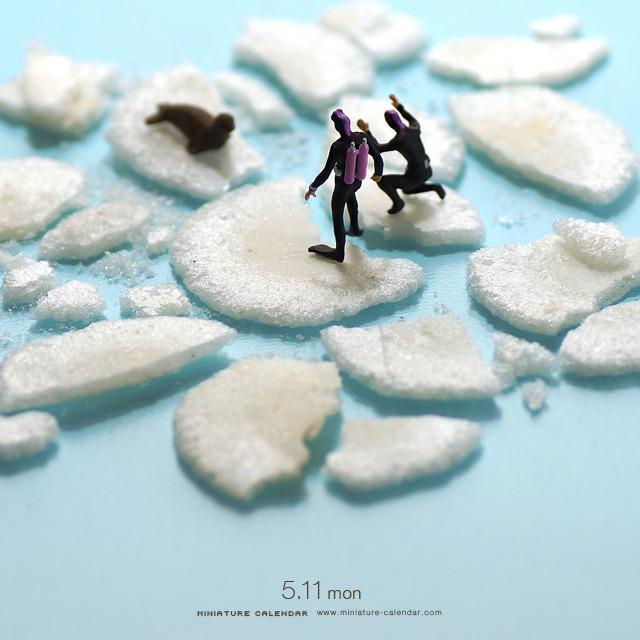 'ice floe'