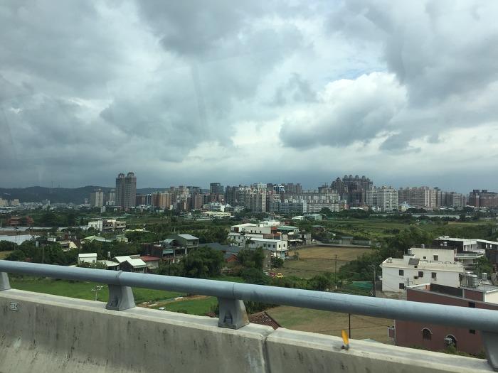 대만 가족여행! 예류지질공원, 금용천