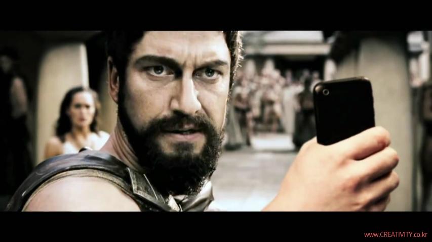 러시아의 케이블TV 채널, TNT Russia의 바이럴 영상 - 영화 속 주인공들이 모두 셀카/셀피(Selfie)에 푹 빠져있다면?